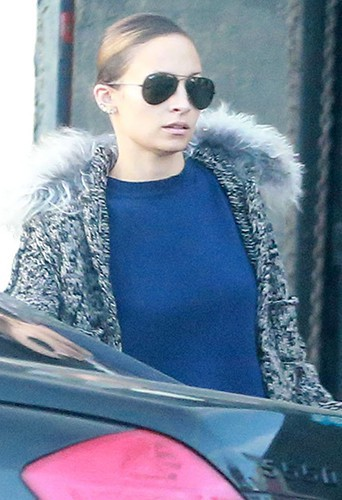 Nicole Richie à Los Angeles le 27 décembre 2013