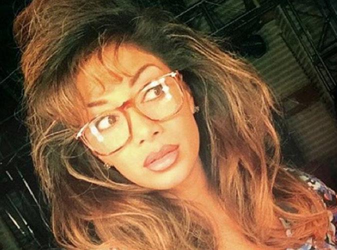 Nicole Scherzinger : back to the 90's !