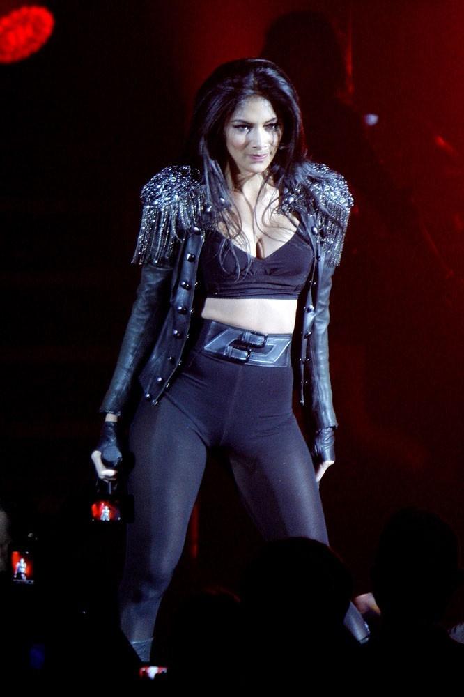 Nicole Scherzinger en concert hier soir à Londres !