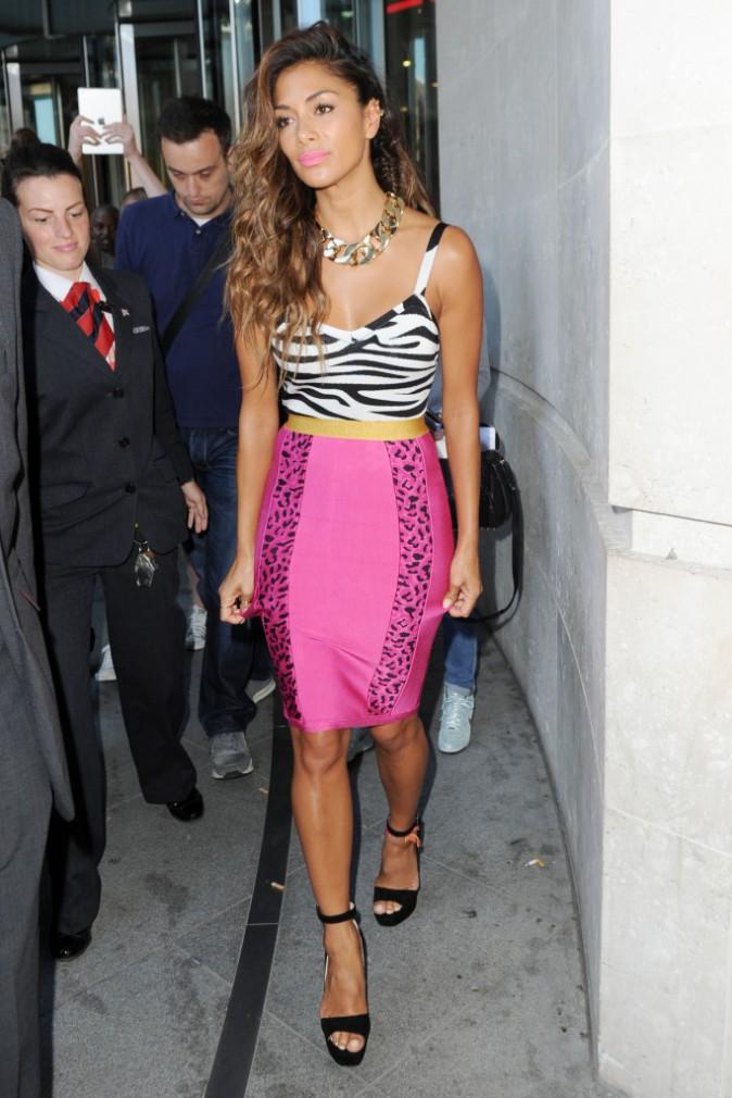 Photos : Nicole Scherzinger : féline et sexy, elle affiche sa silhouette parfaite !