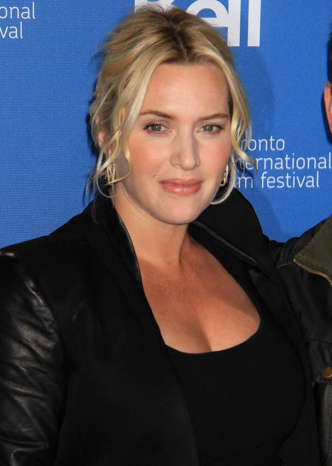 Kate Winslet, complexée par son poids !