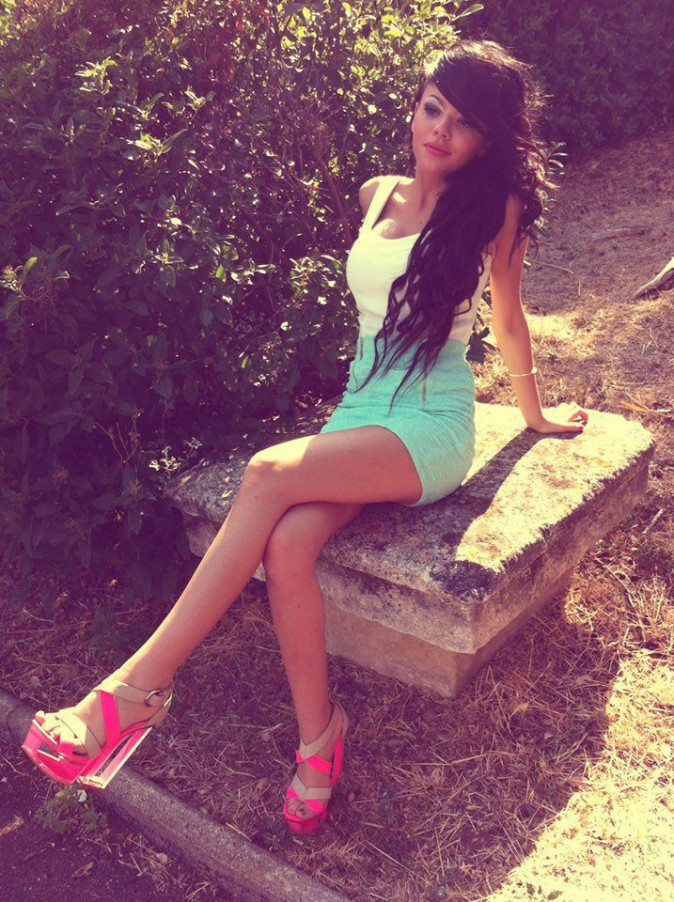 Photos : Niia Hall : la mini-Nabilla fera-t-elle sensation dans les Anges 6?