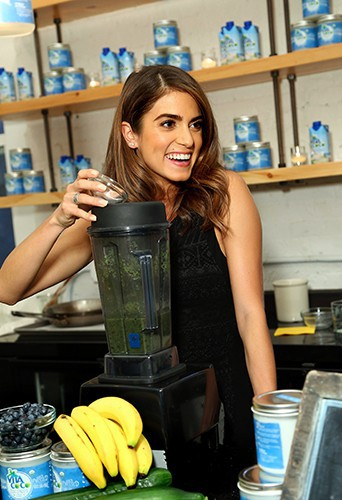 Nikki Reed à New York le 5 août 2014