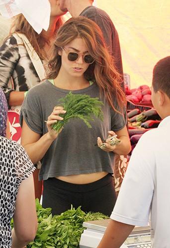 Nikki Reed à Los Angeles le 13 juillet 2014