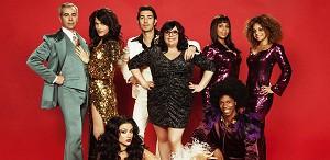 La troupe du musical D.I.S.C.O. !