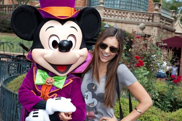 Nina et Mickey