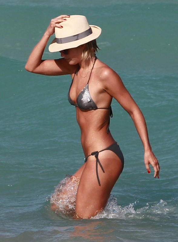 Julianne Hough Miami, 26 avril 2013