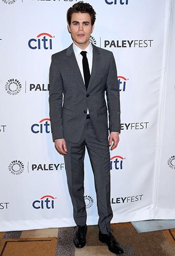 Paul Wesley à Los Angeles le 22 mars 2014