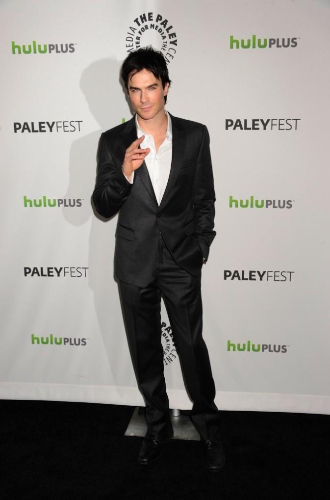 Ian Somerhalder à Beverly Hills, le 10 mars 2012.