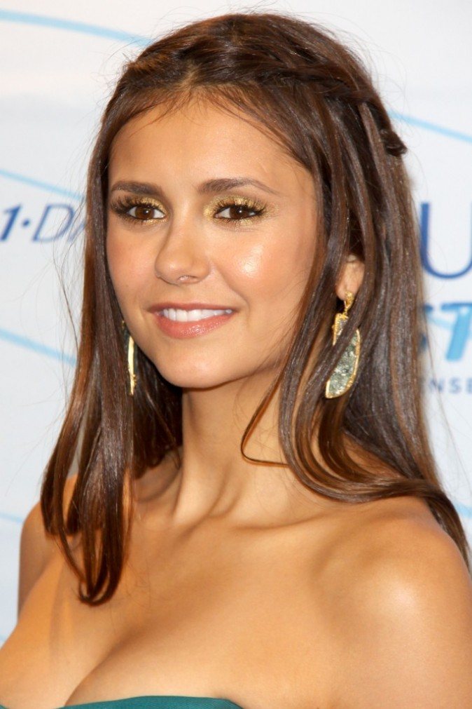Nina Dobrev, Teen Choice Awards, Los Angeles, le 22 juillet 2012