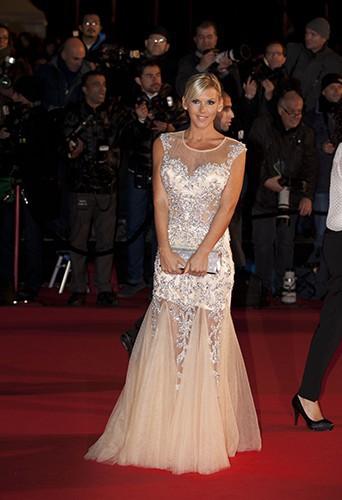 Amélie Neten à Cannes le 14 décembre 2013