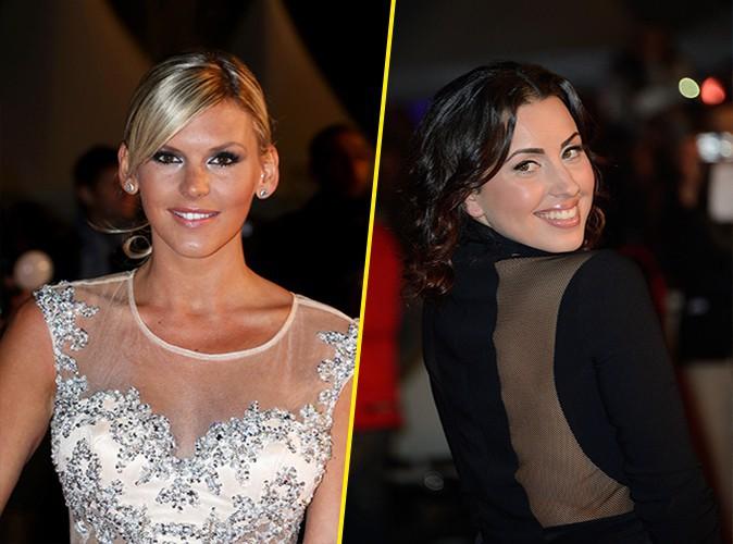 Amélie Neten et Maude à Cannes le 14 décembre 2013