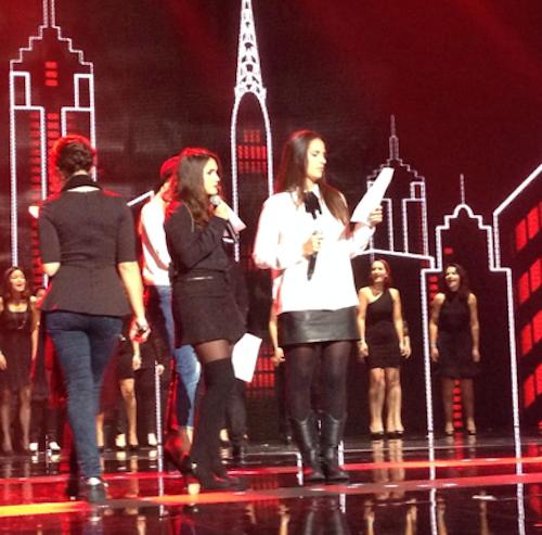 Joyce Jonathan et Elisa Tovati chantent All I Want For Christmas !