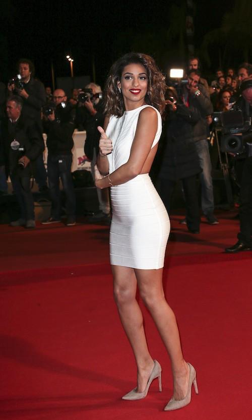 Photos : NMA 2014 : Tal : fraîche et sexy pour rafler un nouveau trophée !