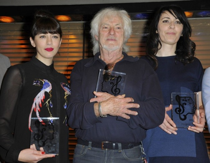 Nolwenn Leroy au Grand Prix de l'Unac 2013 le 18 mars à Paris
