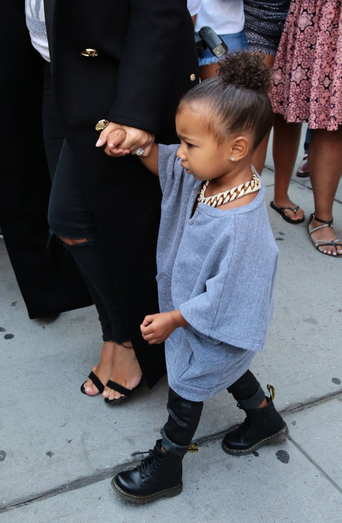 La famille Kardashian/West