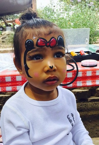 Photos : North West en Minnie Mouse : on fond !