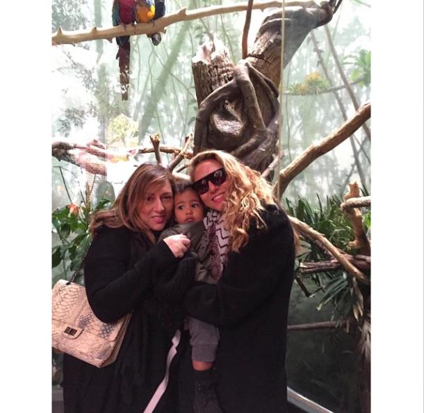 North West : journée au zoo et sourires à gogo !