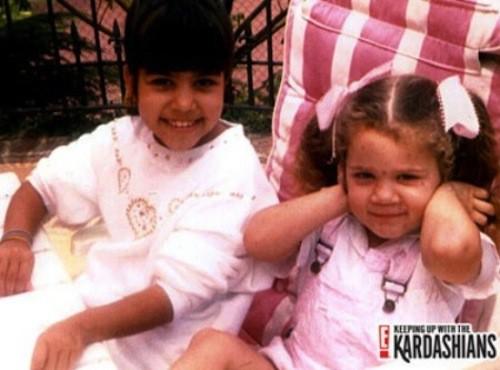 Kourtney et Khloe Kardashian