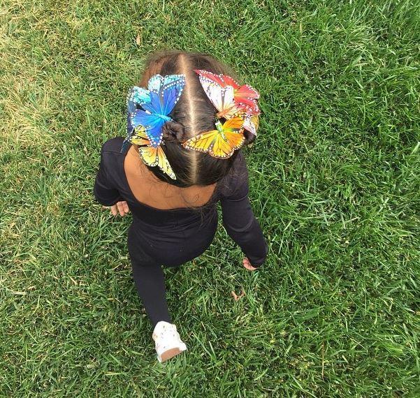 Photos : North West : la it-girl en devenir fête ses deux ans !