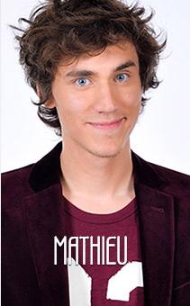 Pourquoi Mathieu peut gagner la Nouvelle Star !