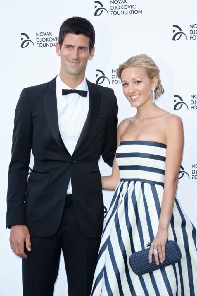 Photos : Novak Djokovic et Jelena Ristic : découvrez leur merveilleux mariage en clichés !