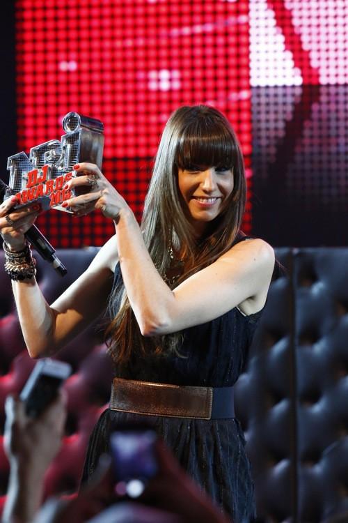 Meilleure DJ féminin de l'année DJ Oriska
