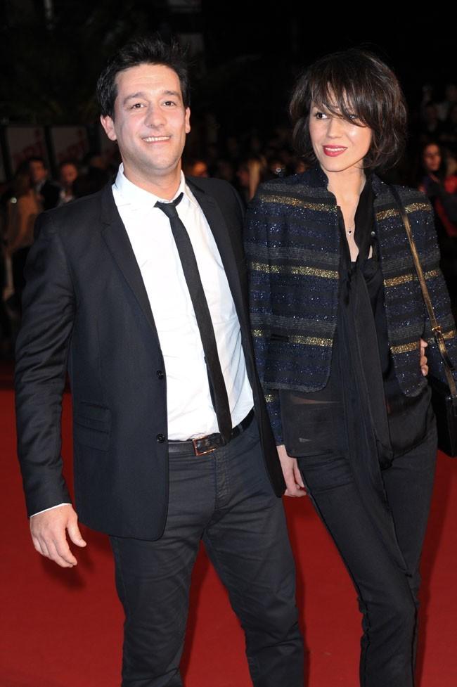 Titof et sa femme aux NRJ Music Awards 2013 le 26 janvier 2013 à Cannes