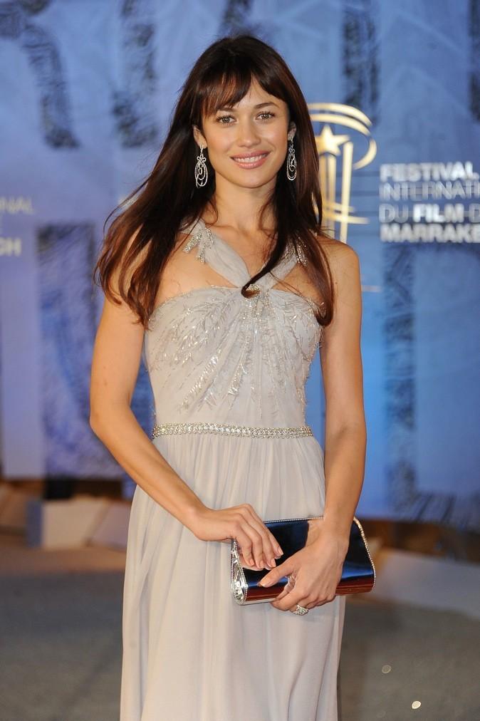 Olga Kurylenko au 11ème Festival du film de Marrakech !