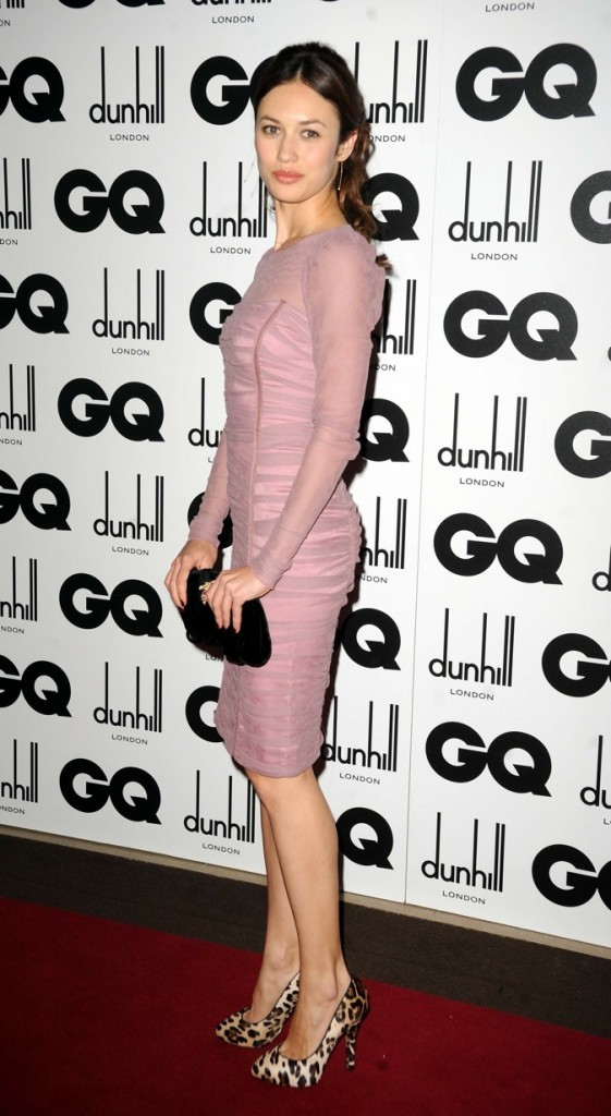 Olga Kurylenko aux GQ Men Awards !