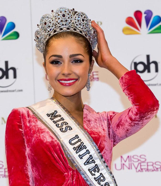 Olivia Culpo décroche le titre de Miss Univers en 2012