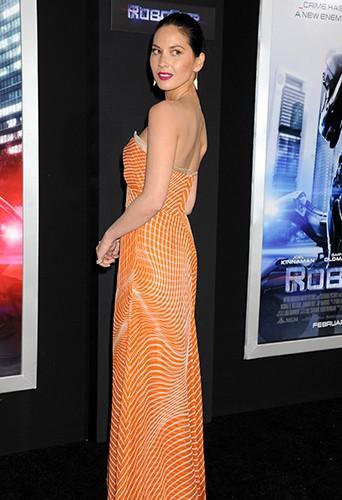 Olivia Munn à Los Angeles le 10 février 2014