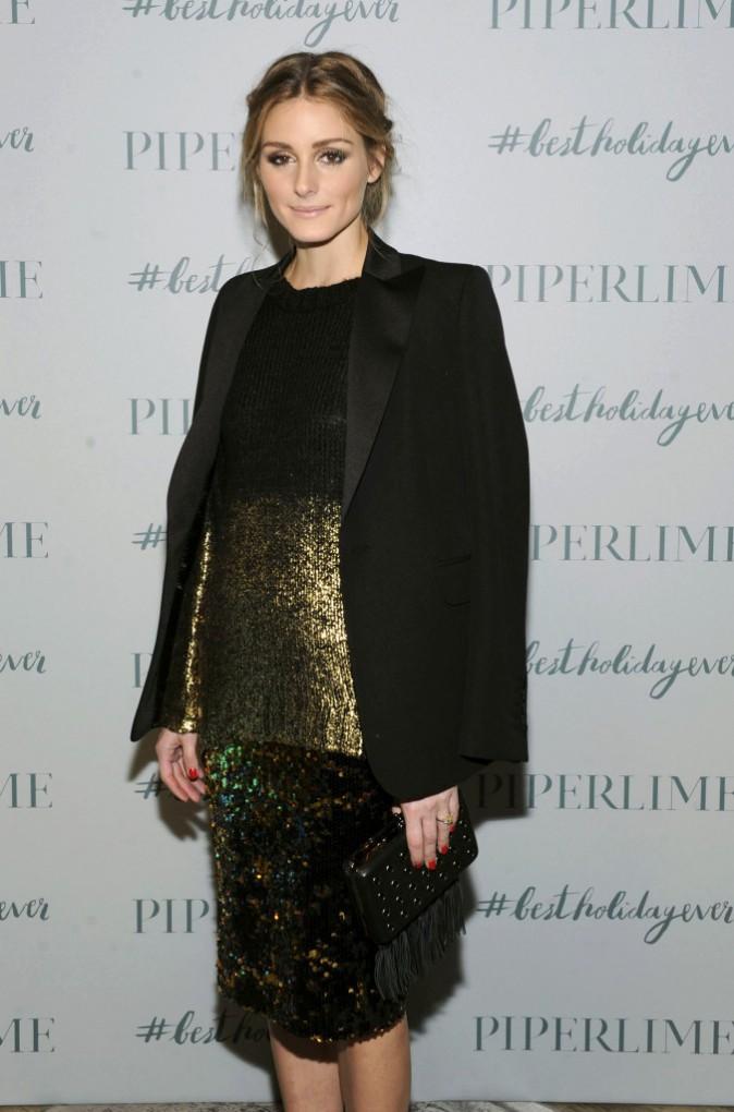 Olivia Palermo le 9 décembre 2014