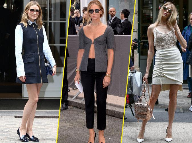 Photos : Olivia Palermo, Chiaria Ferragni, Elena Perminova ... Pluie de it-girls au défilé Dior Haute Couture !