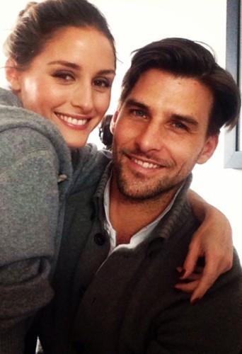 Olivia Palermo et Johannes Huebl se sont fiancés !