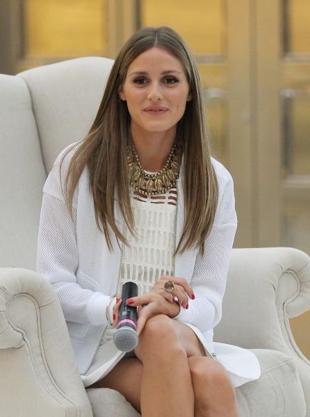 Olivia Palermo en promo à Melbourne, le 28 août 2013.