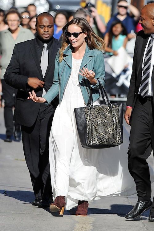 Photos : Olivia Wilde : en mode princesse bohème à Hollywood !