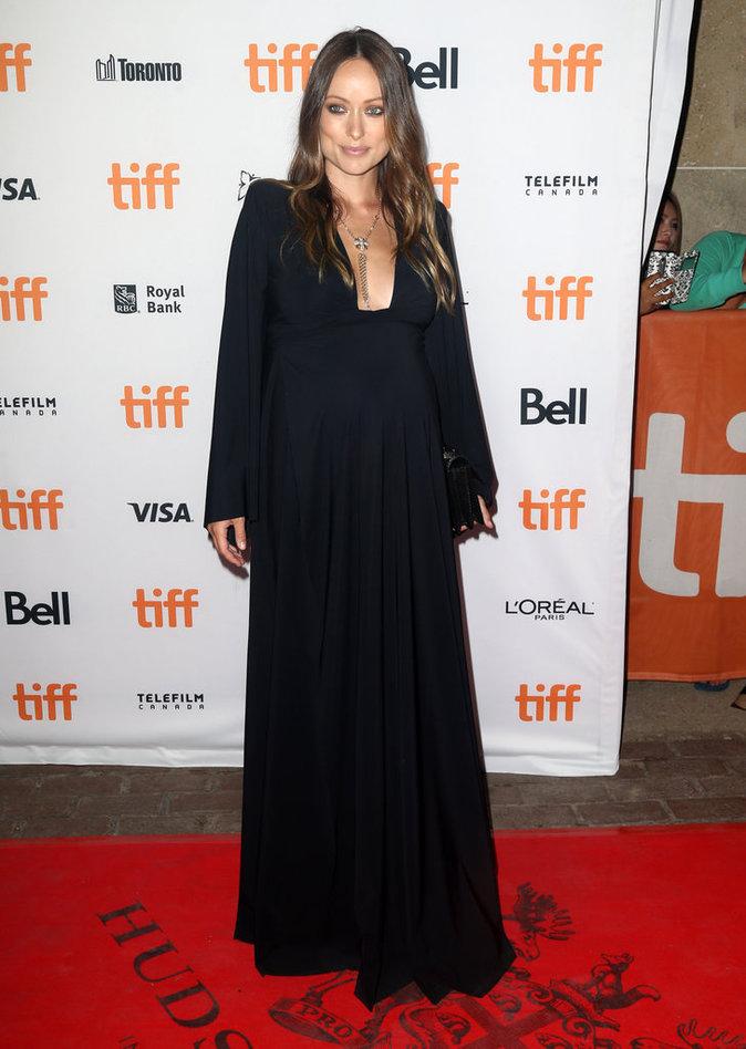 Olivia Wilde enceinte, elle pousse un énorme coup de gueule !