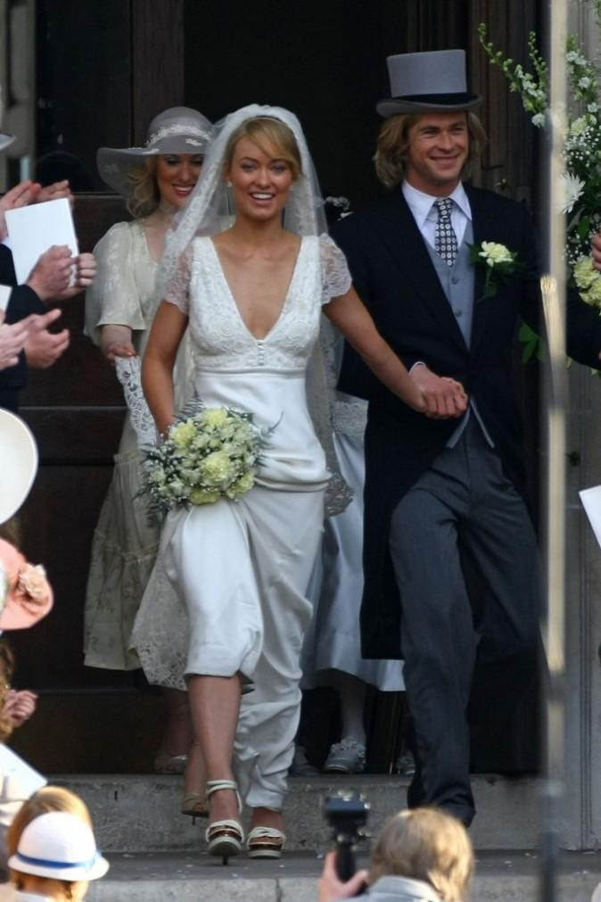Des mariés très vintage !