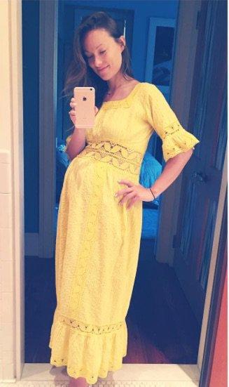 Olivia Wilde : hilarante et radieuse, elle dévoile son baby bump !