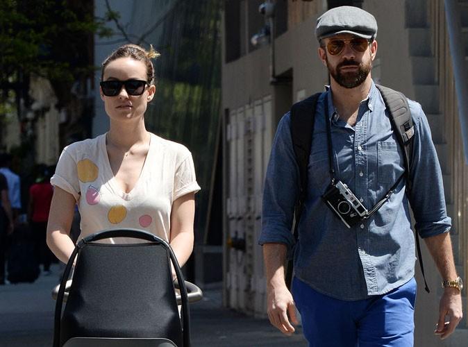 Olivia Wilde : maman sereine et posée pour une sortie en famille dans les rues de New-York !