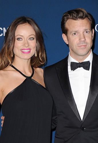 Olivia Wilde et Jason Sudeikis à Los Angeles le 2 novembre 2013