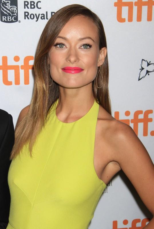 Olivia Wilde lors du Festival International du Film de Toronto, le 9 septembre 2013.