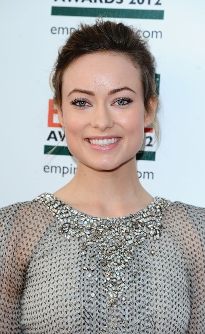 Olivia Wilde à la cérémonie des Empire Awards 2012 à Londres, le 25 mars 2012.