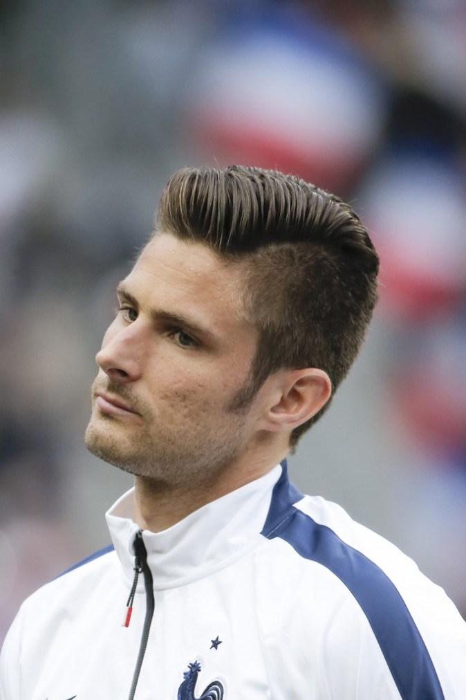 Photos : Olivier Giroud : élu footballeur le plus sexy !