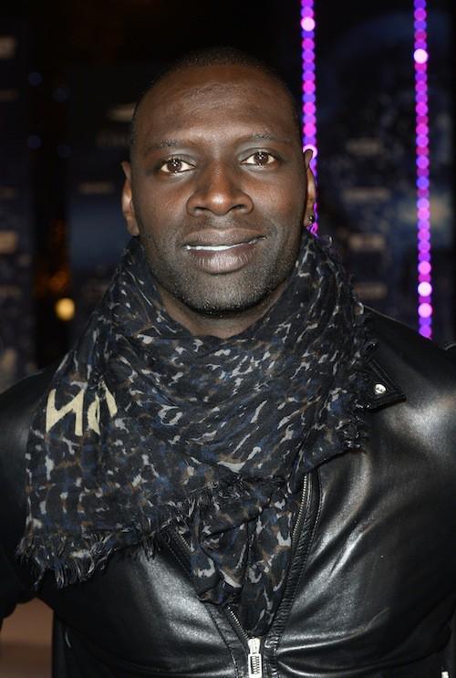 Photos : Omar Sy : allumé pour illuminer les Champs-Elysées !