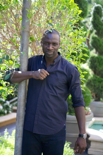 Omar Sy, Los Angeles, 2 octobre 2012.