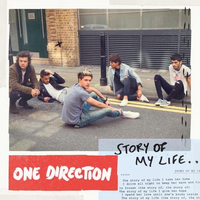 La pochette de leur nouveau single !