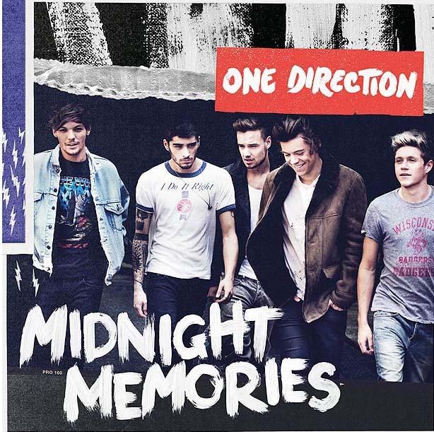 La pochette de leur nouvel album !