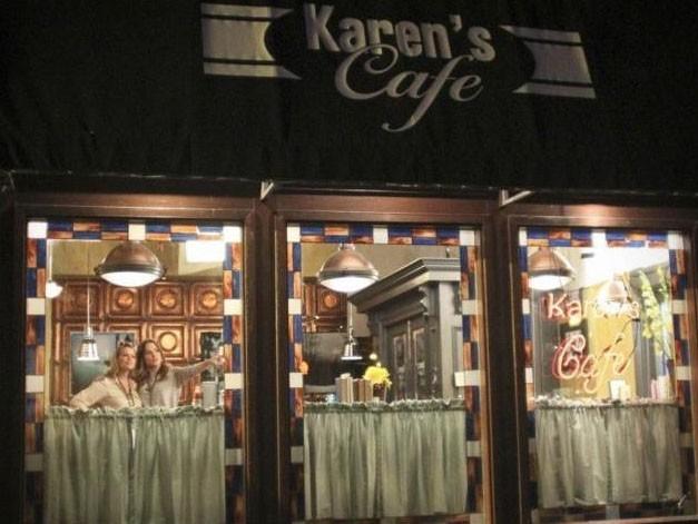 Karen's Café ferme ses portes !